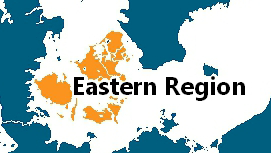 denmark eastern region